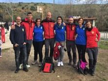 Dues professionals del CUV col·laboren en projectes d'ajuda a refugiats en camps de Grècia