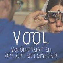 Vols participar en un programa de voluntariat en l'àmbit de l'òptica i l'optometria (VOOL)?